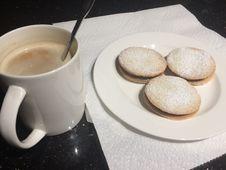 Free Coffee, Coffee Cup, Café Au Lait, Food Royalty Free Stock Photos - 124771938