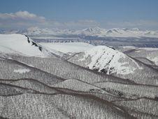 Free Badlands, Snow, Glacial Landform, Winter Royalty Free Stock Photography - 124772237