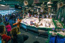 Free Marketplace, Market, Crowd, Bazaar Stock Photography - 124772432