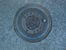 Free Manhole, Manhole Cover, Circle, Wheel Royalty Free Stock Image - 124772516
