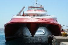 Free Water Transportation, Boat, Ferry, Watercraft Stock Image - 124772531