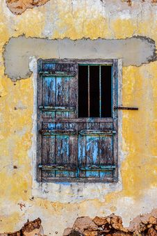 Free Yellow, Wall, Window, Facade Royalty Free Stock Image - 124772676