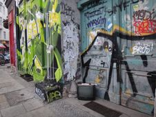 Free Street Art, Street, Art, Graffiti Stock Images - 124939404