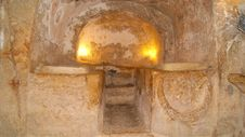 Free Crypt, Ancient History Stock Image - 124939521