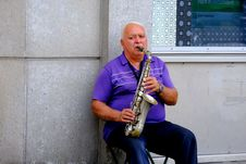 Free Musical Instrument, Saxophone, Wind Instrument, Musician Stock Photos - 124939543