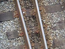 Free Track, Wood, Gravel, Soil Stock Image - 124939621