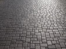 Free Cobblestone, Black And White, Road Surface, Asphalt Royalty Free Stock Photos - 124939798