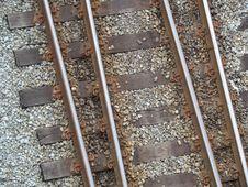Free Track, Metal, Wood Royalty Free Stock Photo - 124939815