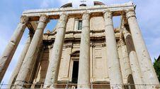 Free Ancient Roman Architecture, Historic Site, Classical Architecture, Roman Temple Stock Photography - 124939992