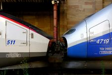 Free High Speed Rail, Transport, Train, Tgv Royalty Free Stock Image - 124940106