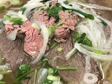 Free Dish, Food, Pho, Asian Food Royalty Free Stock Photos - 124940358