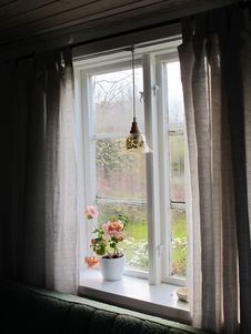 Free Window, Home, House, Flower Royalty Free Stock Image - 124940426