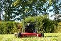 Free Lawn Mower Stock Image - 1253061