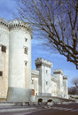 Free Tarascon Castle Royalty Free Stock Images - 1256899