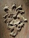 Free Door Detail Royalty Free Stock Image - 1257896