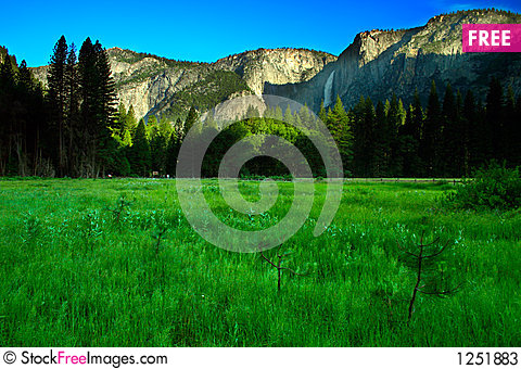 Yosemite National Park, USA Stock Photo