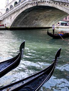 Free Venice - Gondola Series Stock Photos - 1250103