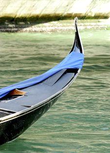 Free Venice - Gondola Series Royalty Free Stock Images - 1250239