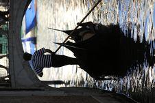 Free Venice - Gondola Series Royalty Free Stock Image - 1251186