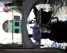 Free Venice - Gondola Series Royalty Free Stock Images - 1251189