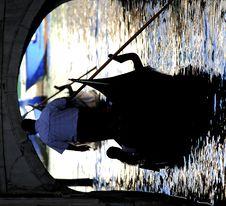 Free Venice - Gondola Series Royalty Free Stock Photos - 1251198
