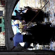 Free Venice - Gondola Series Royalty Free Stock Photo - 1251205