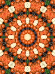 Free Layers Of Pumpkin Royalty Free Stock Photos - 1251268