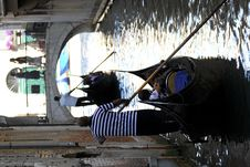 Free Venice - Gondola Series Stock Images - 1251354
