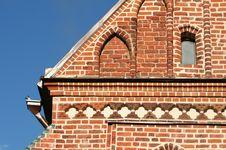 Church Detail Royalty Free Stock Photos
