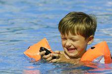 Pool Business Stock Image