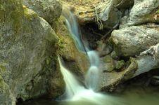 Free Small Waterfall Stock Photo - 1251640