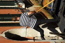 Free Venice - Gondola Series Royalty Free Stock Image - 1251746