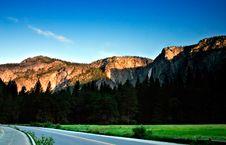 Free Yosemite National Park, USA Royalty Free Stock Photo - 1251795