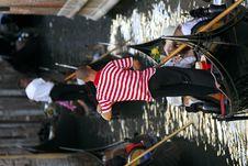 Free Venice - Gondola Series Stock Images - 1251804