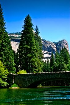 Free Yosemite National Park, USA Stock Images - 1251844