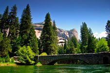 Free Yosemite National Park, USA Royalty Free Stock Photo - 1251845