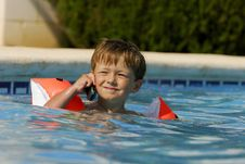 Pool Business 9 Stock Images