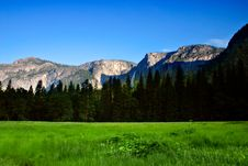 Free Yosemite National Park, USA Royalty Free Stock Images - 1251879