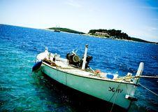 Free Fishing Boat Stock Photos - 1252293