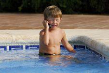 Pool Business 16 Stock Image