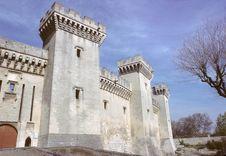 Free Tarascon Castle Stock Photos - 1252523