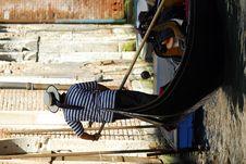 Free Venice - Gondola Series Royalty Free Stock Photo - 1252525