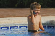 Pool Business 21 Royalty Free Stock Image