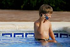 Pool Business 24 Royalty Free Stock Photography