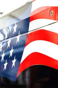 Free Stars And Stripes Stock Images - 1252734