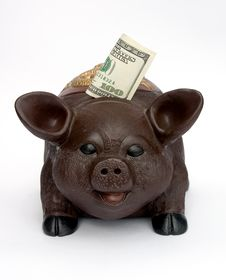 Free Piggy Bank Stock Images - 1252814