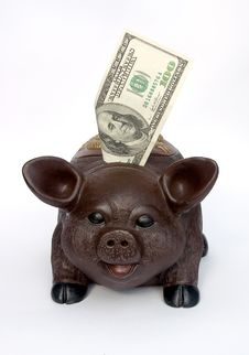 Free Piggy Bank Stock Images - 1252824