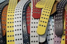 Misc Belts Stock Photos