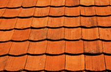 Free Roof As Background Stock Images - 1253314