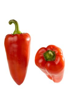 Free Just Peppers, You Know Stock Image - 1253511